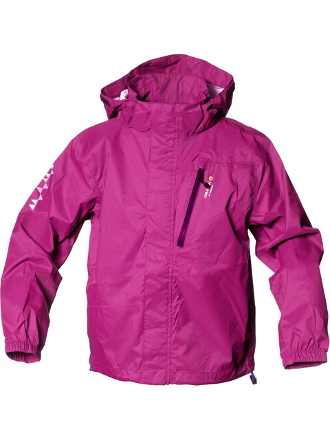 Isbjörn Kids Light Weight Rain Jacket Smoothie